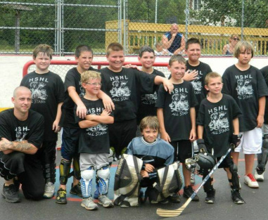 Jr League Hazleton Street Hockey League